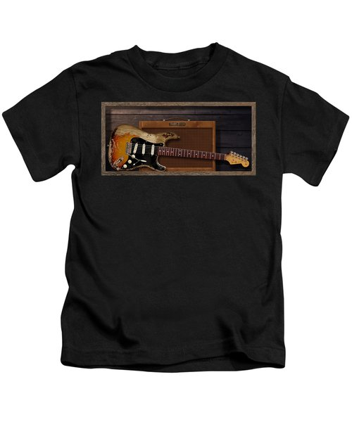 Blues Tools Kids T-Shirt