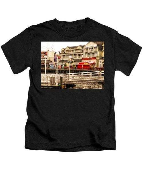 Boardwalk Bakery Walt Disney World Kids T-Shirt