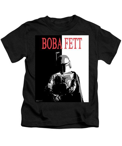Boba Fett- Gangster Kids T-Shirt