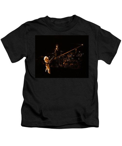Boc #4 Lasers In Amber Kids T-Shirt