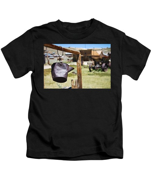 Bodie Ghost Town 2 - Old West Kids T-Shirt