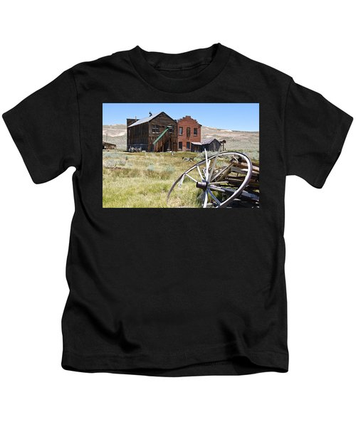 Bodie Ghost Town 3 - Old West Kids T-Shirt