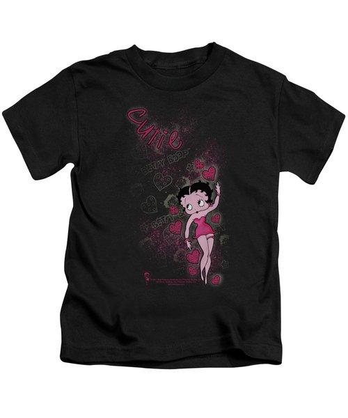 Boop - Cutie Kids T-Shirt