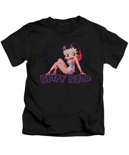 Boop - Glowing Kids T-Shirt