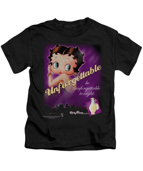 Boop - Unforgettable Kids T-Shirt