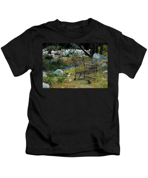 Boulder Market Kids T-Shirt