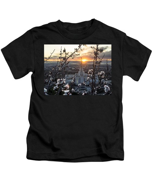 Bountiful Spring Kids T-Shirt