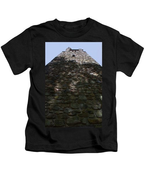 Bowman's Hill Tower Kids T-Shirt