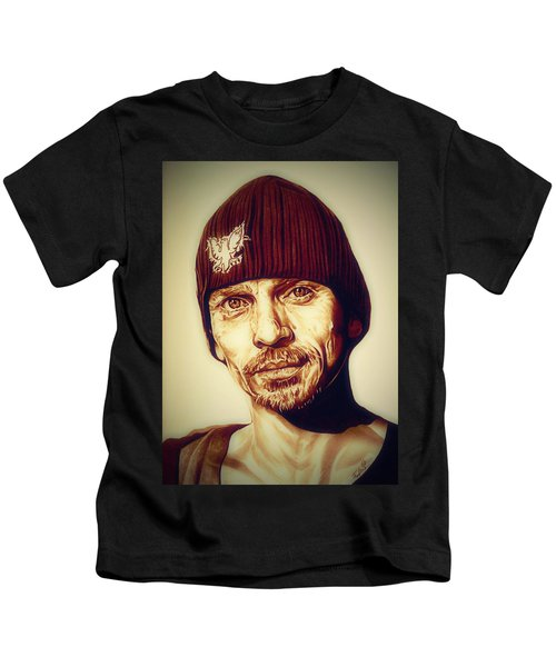 Breaking Bad Skinny Pete Kids T-Shirt