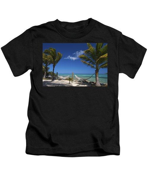 Breezy Island Life Kids T-Shirt