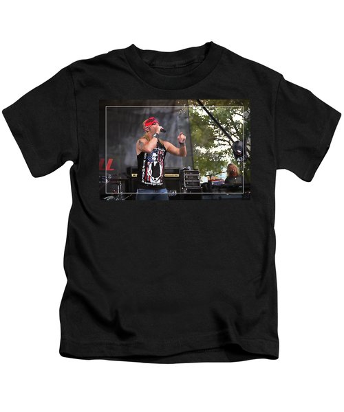 Bret Making Music Kids T-Shirt