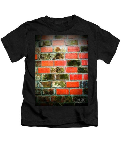 Brick Wall Kids T-Shirt