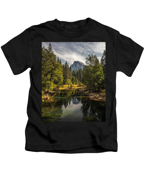 Bridge View Half Dome Kids T-Shirt