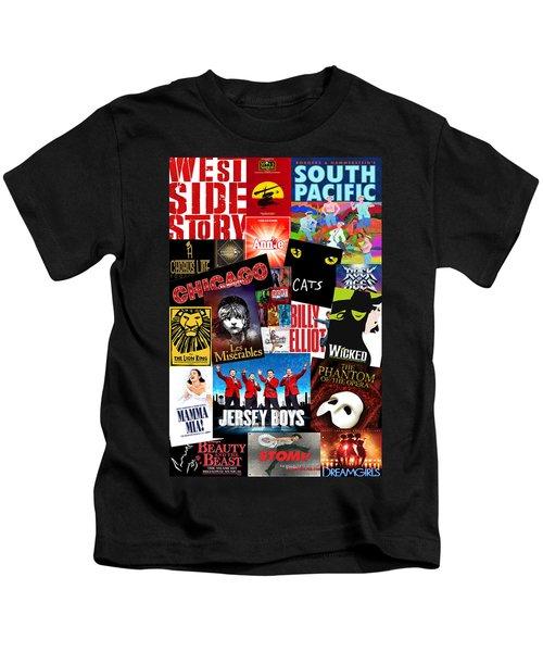 Broadway 1 Kids T-Shirt