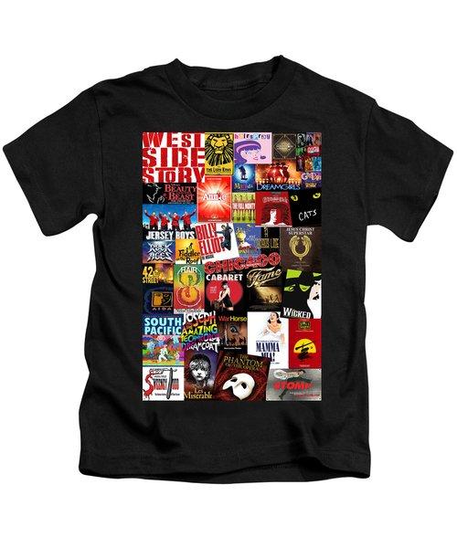 Broadway 4 Kids T-Shirt