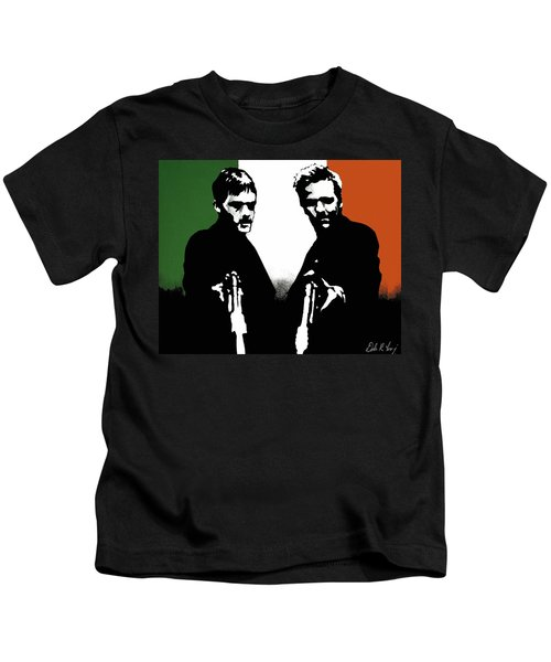 Brothers Killers And Saints Kids T-Shirt