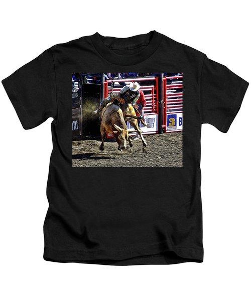 Buckin Bull Kids T-Shirt