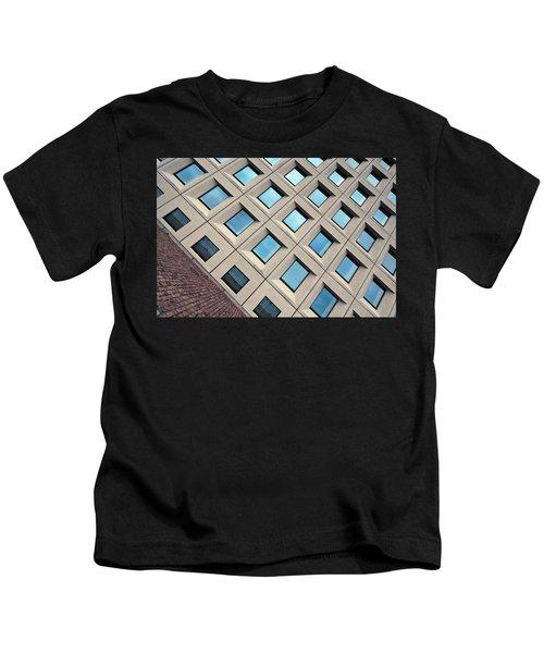 Building Of Windows Kids T-Shirt