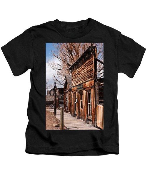 Business Block Kids T-Shirt
