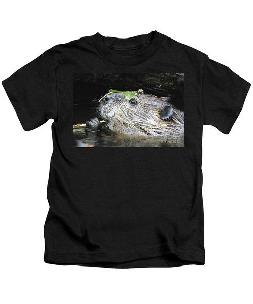 Busy Beaver Kids T-Shirt