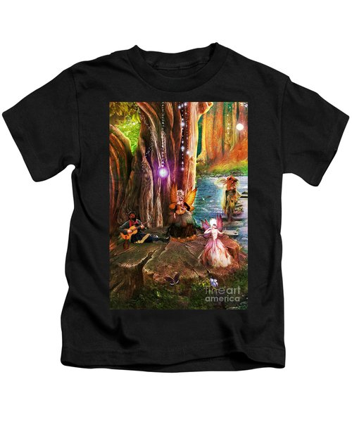 Butterfly Ball Party Kids T-Shirt
