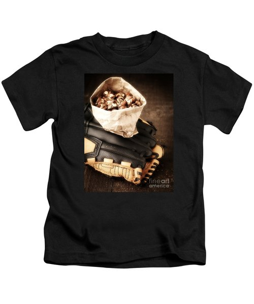 Buy Me Some Peanuts And Cracker Jack Kids T-Shirt