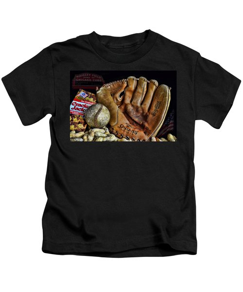 Buy Me Some Peanuts And Cracker Jacks Kids T-Shirt