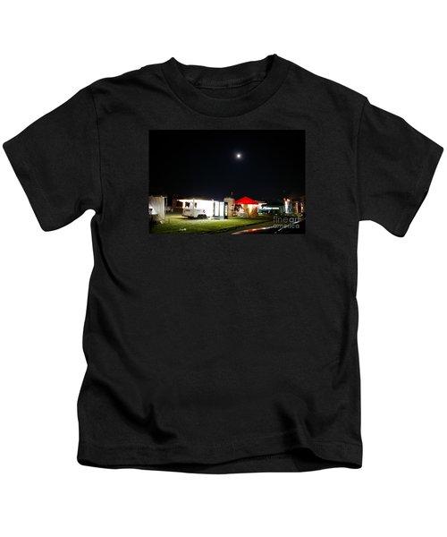 Call It A Night Kids T-Shirt