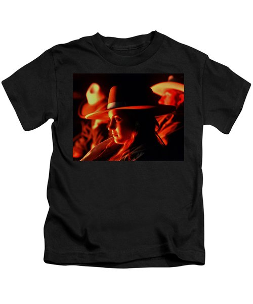 Campfire Glow Kids T-Shirt