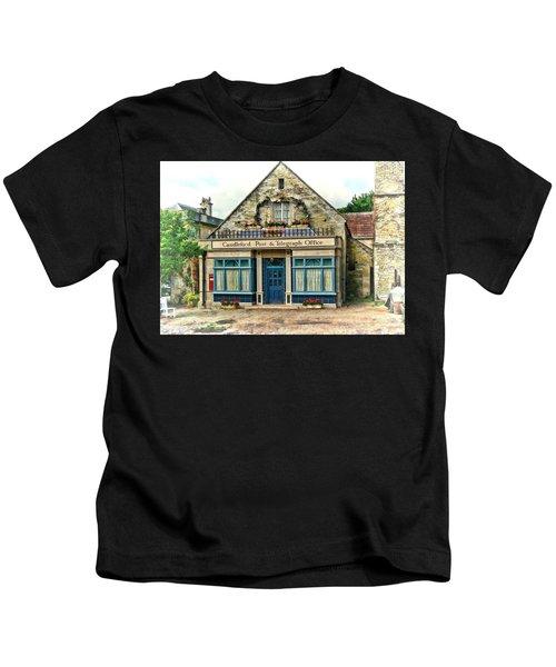 Candleford Post Office Kids T-Shirt