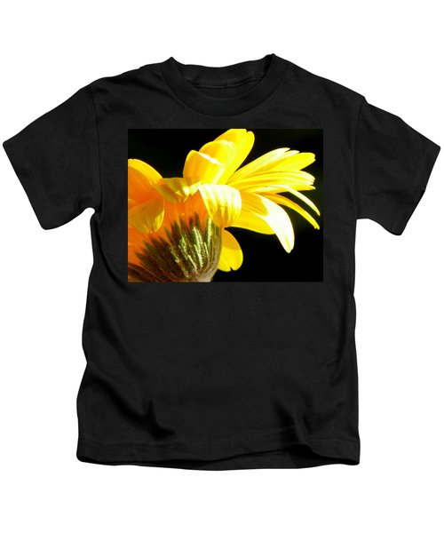 Canopy Of Petals Kids T-Shirt