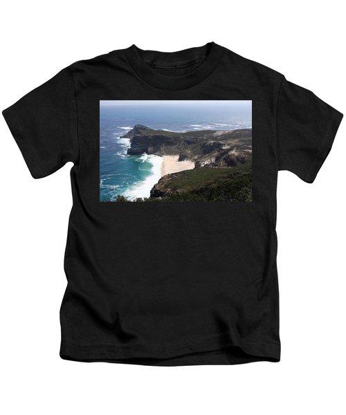 Cape Of Good Hope Coastline - South Africa Kids T-Shirt