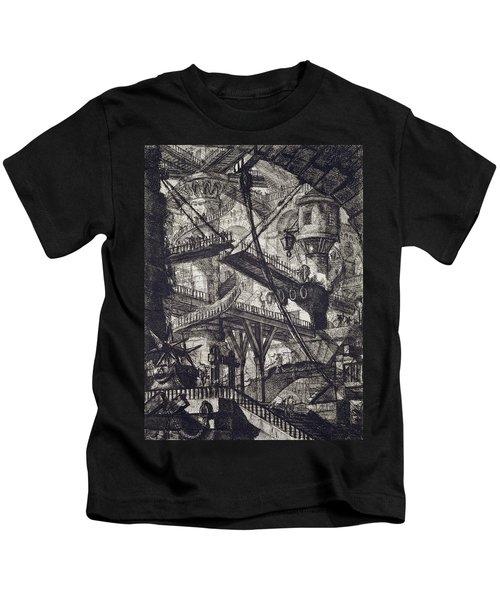 Carceri Vii Kids T-Shirt