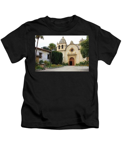 Carmel Mission Church Kids T-Shirt