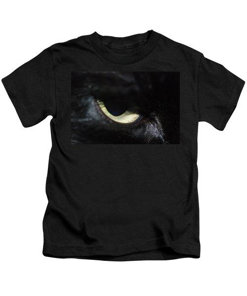 Cat Eye Kids T-Shirt