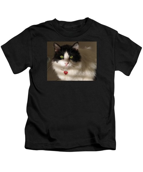 Cat's Eye Kids T-Shirt