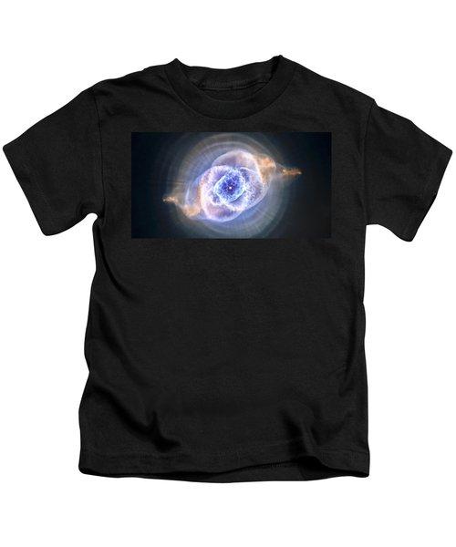 Cat's Eye Nebula Kids T-Shirt