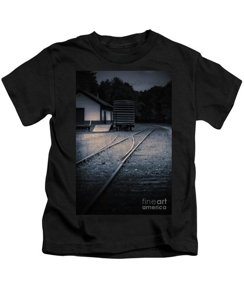 Caught In The Open Kids T-Shirt