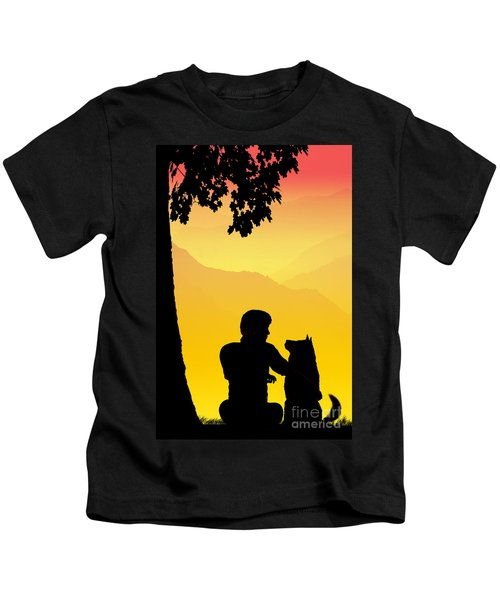 Best Friends Kids T-Shirt