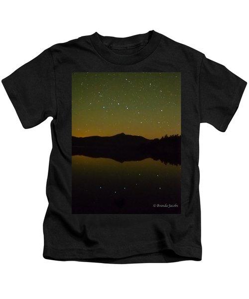 Chocorua Stars Kids T-Shirt