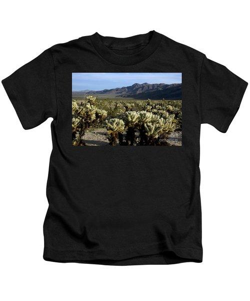 Cholla Garden Kids T-Shirt