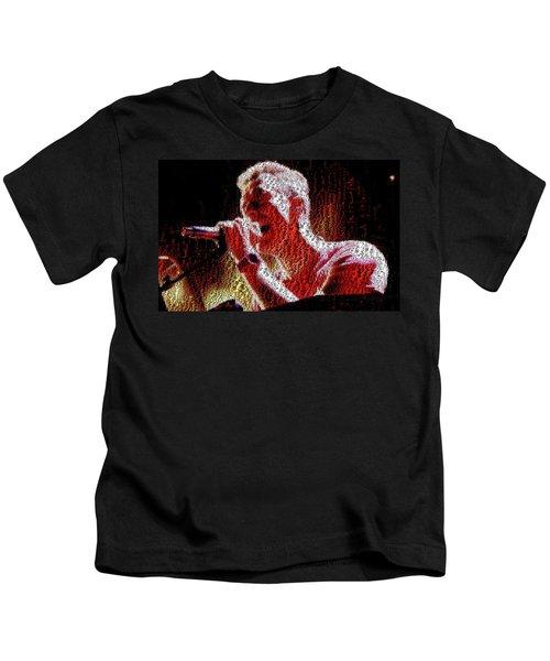 Chris Martin - Montage Kids T-Shirt
