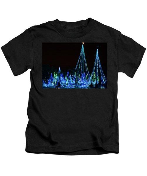 Christmas Lights 1 Kids T-Shirt
