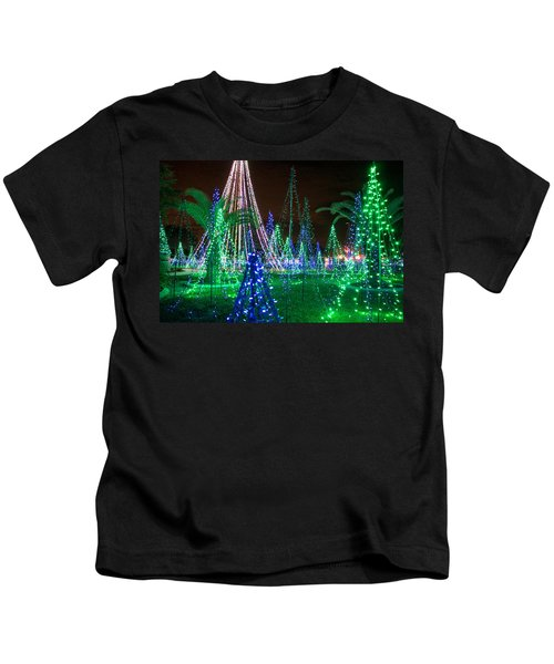 Christmas Lights 2 Kids T-Shirt