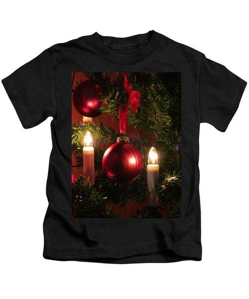 Christmas Spirit Kids T-Shirt