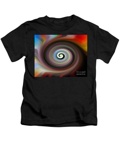 Circled Carma Kids T-Shirt