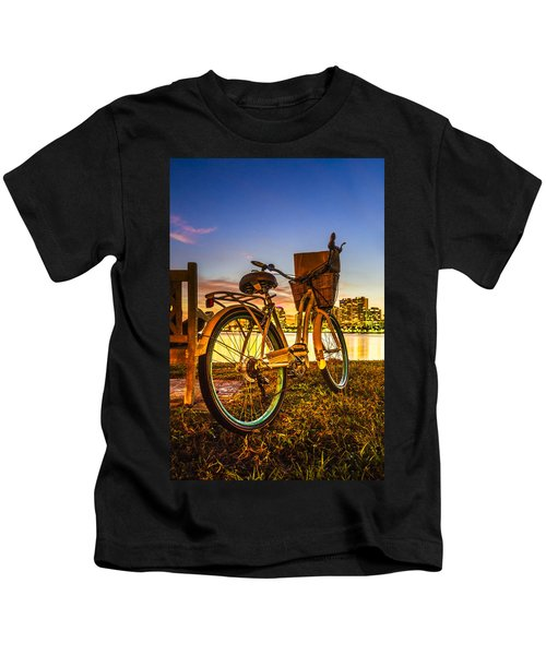 City Bike Kids T-Shirt