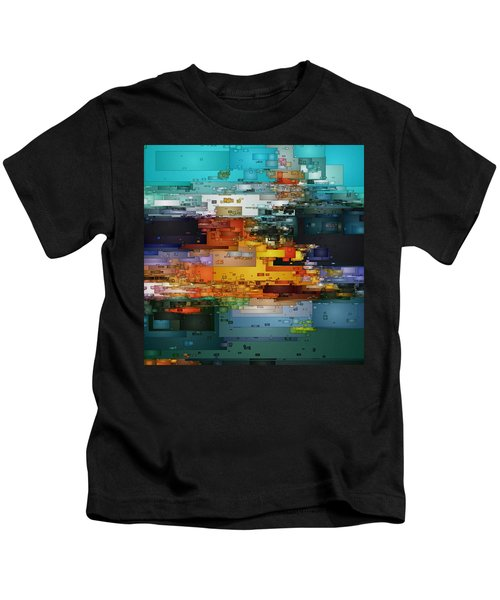 City Of Color 1 Kids T-Shirt