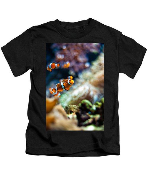 Clownfish  Kids T-Shirt