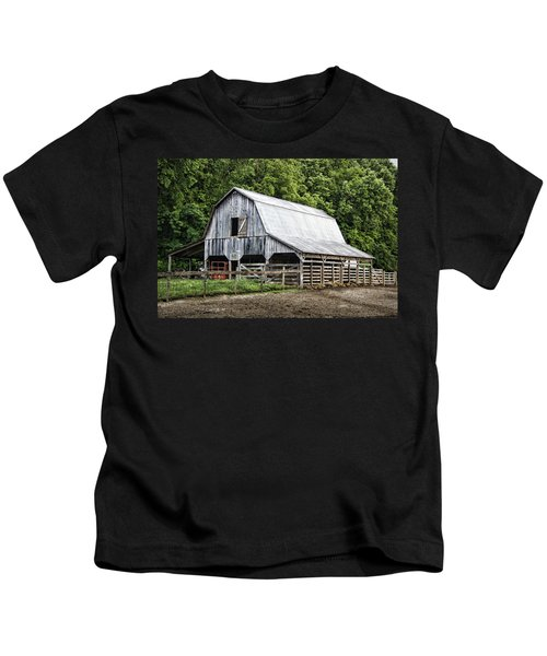 Clubhouse Road Barn Kids T-Shirt